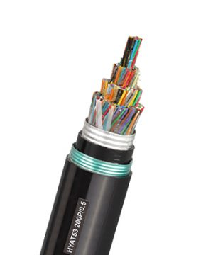 20- 100 Pair Telephone Underground Cable