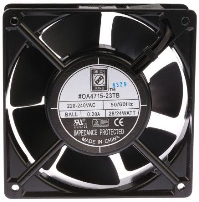 Data Cabinets AC Fan